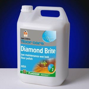 A014 Diamond Brite 5lt X 4 Jd Cleaning Solutions