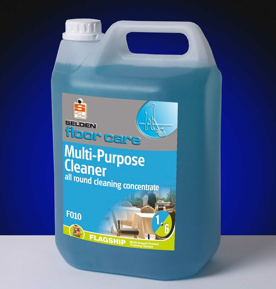 F010 Multi Purpose Cleaner 5lt X 4 Jd Cleaning Solutions
