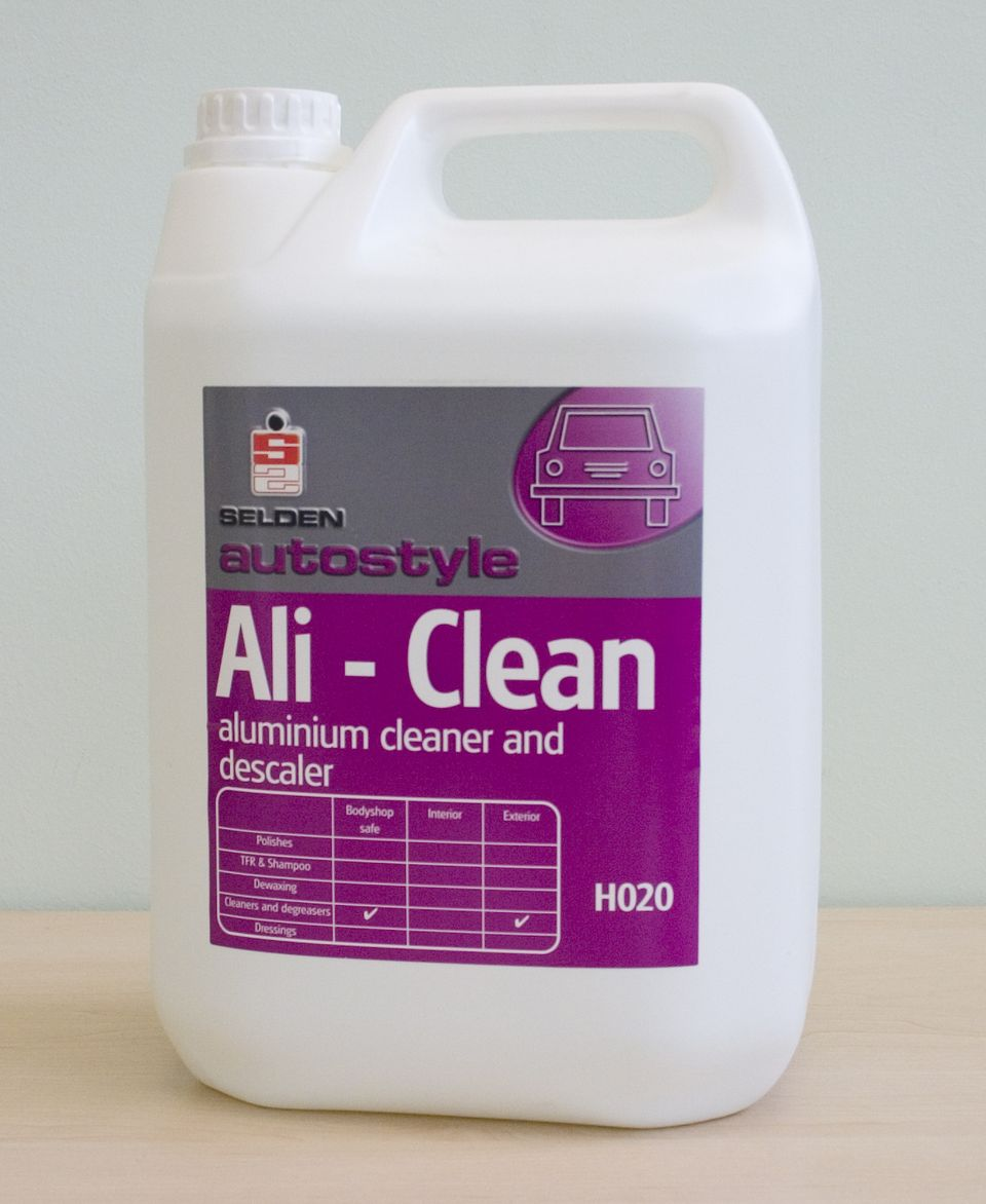H020 Ali Clean 5lt X 4 Jd Cleaning Solutions